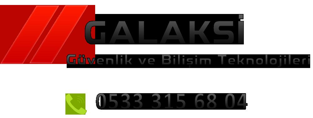 Galaksi Güvenlik Logo Mobil