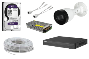 2 MP Bullet IP Güvenlik Kamerası Paketi 2